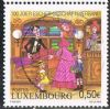 Luxembourg SG1671 2004 Anniversaries 50c good/fine used